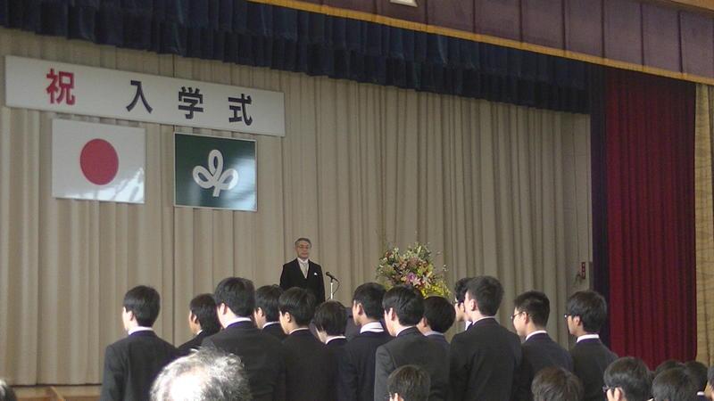 平成31年度入学式
